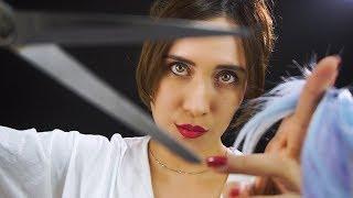 Sesión de peluquería virtual y relajante para ti | ASMR Español | Asmr with Sasha