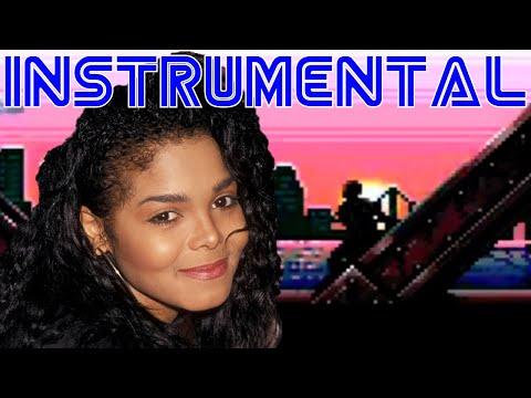 Janet Jackson - Come Back To Me (Sega Genesis Instrumental Remix)