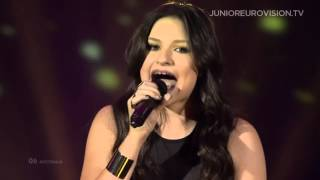 Bella Paige - My Girls (Australia) LIVE Junior Eurovision Song Contest 2015