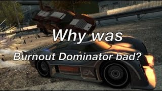 Why Was Burnout Dominator Bad?
