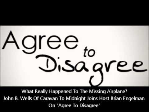 """Flight 370, John B Wells On """"What REALLY Happened To The Missing Plane?"""" W/ Host Brian Engelman"""