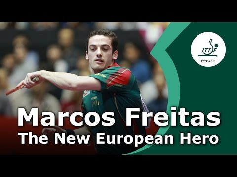 Marcos Freitas - The New European Hero