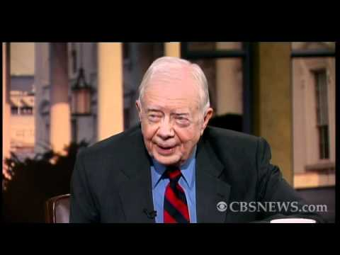 Jimmy Carter: Ted Kennedy Blocked Health Care Reform