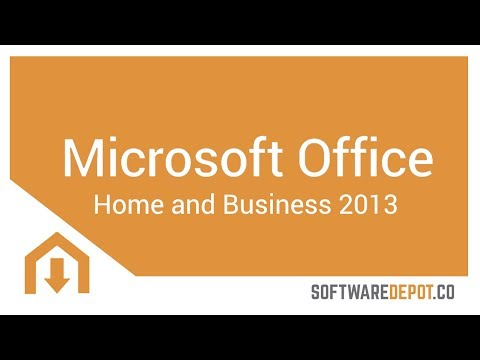 Microsoft Home And Business 2013