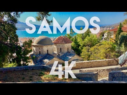 Samos, Greece 2016 - Shot on iPhone 6s Plus (4K)