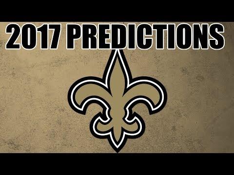 New Orleans Saints 2017 Record Predictions
