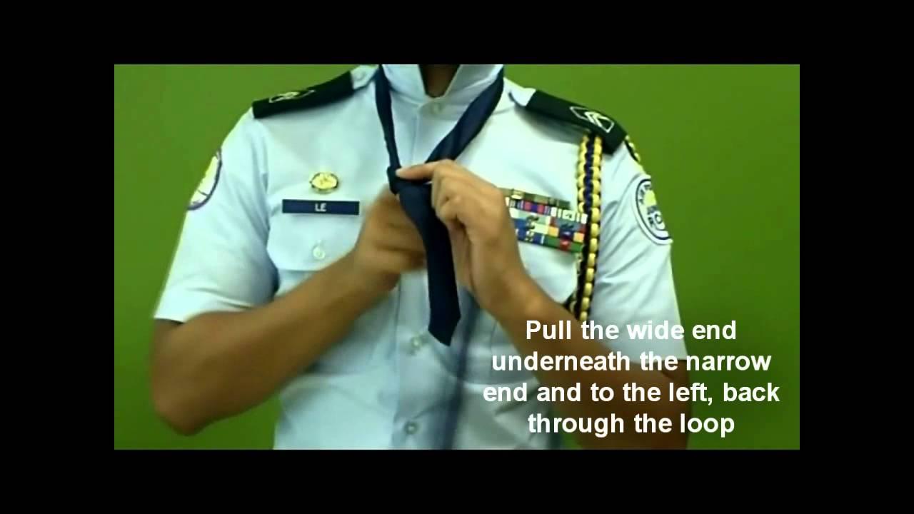 Fl20041 How To Tie Your Tie
