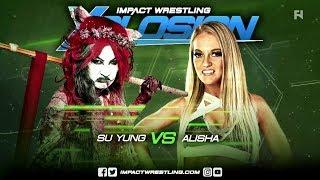 Su Yung vs Alisha (Xplosion - January 19th, 2019)