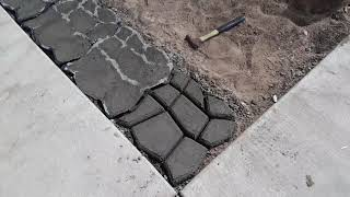 Easy DIY Patio Project   Cement Molds