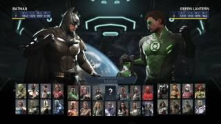 Injustice 2 - Single fight gameplay - Batman смотреть онлайн в хорошем качестве бесплатно - VIDEOOO
