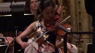 Brahms: Violin Concerto - Sayaka Shoji - CityMusic Cleveland...
