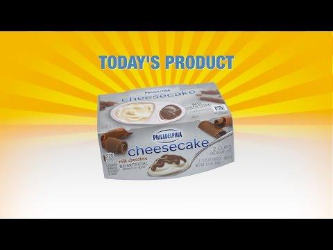 REVIEW: Philadelphia Milk Chocolate Cheesecake Cups