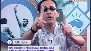 Kajuru comenta o suposto caso de Raí com Zeca Camargo! thumbnail