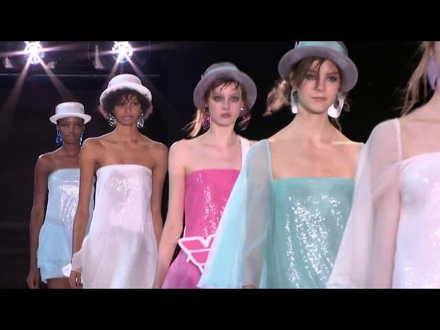 Emporio Armani -   2018 Spring Summer Women's Fashion Show