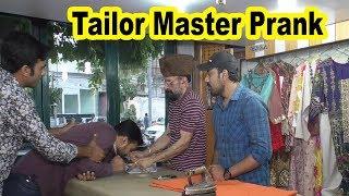 Tailor Master Prank   Allama Pranks   Lahore TV   Best   Epic   Funny   Prank   Pranks