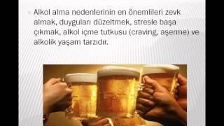 HAZIR SLAYT - Alkol Bağımlılığı ve Zararları