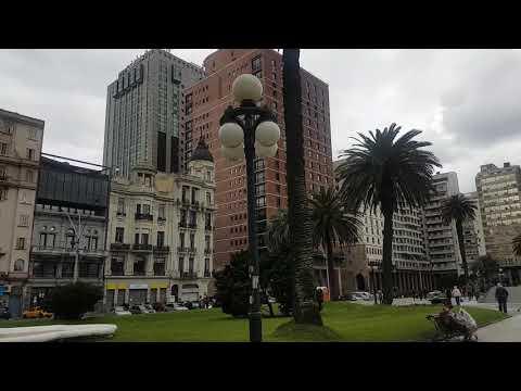 Tour in Montevideo on Weekend | Life in Uruguay | คนไทยไกลบ้าน |