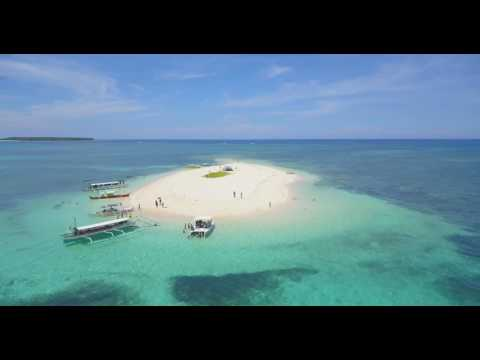 NAKED ISLAND PHILIPPINES - ISLAND IN THE SUN