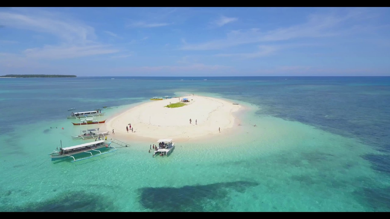 Naked Island Philippines Island In The Sun Youtube