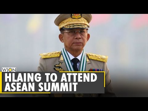 Myanmar Coup: Myanmar Military Chief Min Aung Hlaing to attend ASEAN Summit | Latest English News