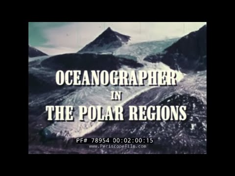 U.S. NAVY OCEANOGRAPHER IN THE POLAR REGIONS ANTARCTICA & ARCTIC 78954