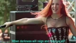 EPICA - Dance of Fate (English - Español - Lyrics - Subs)