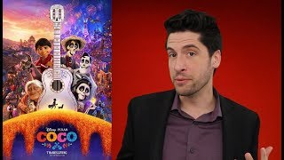 Our yearly Pixar animated feature has hit theaters, and it's about a boy, death, life, music, and family. Here's my review of COCO! See more videos by Jeremy ...