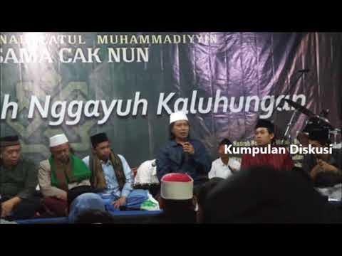 [Terbaru] Cak Nun | 24 Agustus 2017 | Majelis Ilmu Nadhatul Muhammadiyyin | Bantul | Full Video