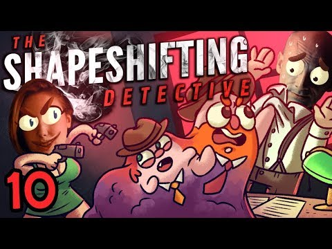 Taxi Cab Confessions | The Shapeshifting Detective w/Dodger Part 10
