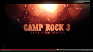 Camp rock 3 Trailer