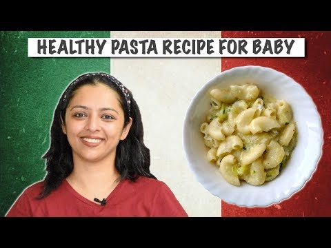 HEALTHY PASTA RECIPE FOR KIDS || बच्चों के लिए पास्ता रेसिपी