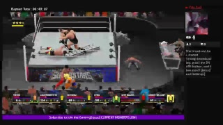 COLLAB WITH THE_KIDD_xP|WWE 2K17