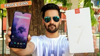 Oneplus 7 Full Review With Pros & Cons | After 15 Days [Hindi]