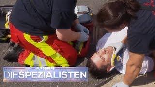 Autobahnpolizei im Einsatz: Lotta (8) beim Unfall verschwunden! | Die Spezialisten | SAT.1