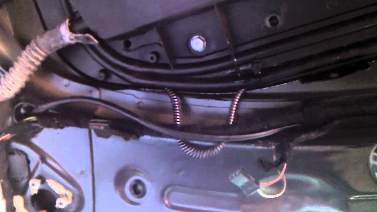 Bmw Sunroof Problem Youtube