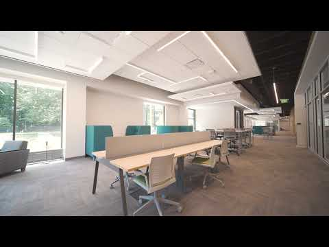 West Hall Innovation Center at Northwestern Michigan College Virtual Tour