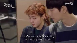 [ENG SUB] CLIP FIRST IMPRESSION - Cheese In The Trap Episode 02