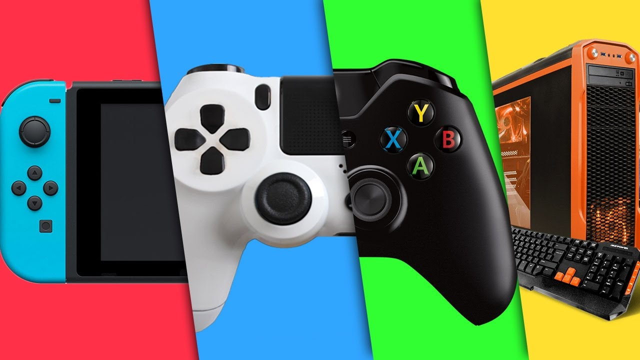 What is the Best Gaming Platform for You? | PS4 Xbox One ...