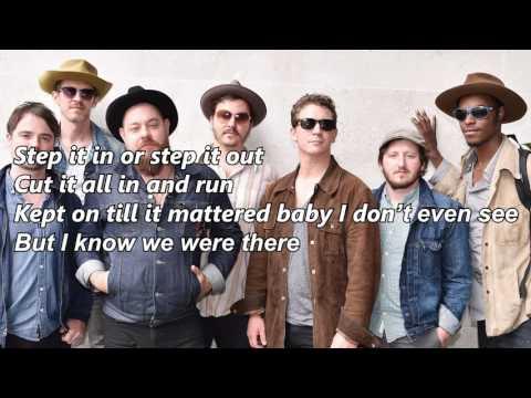 Nathaniel Rateliff - Howling At Nothing (with lyrics)
