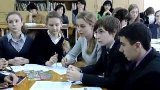 Урок по творчеству М. Горького (учитель Лавренко Е. А.)