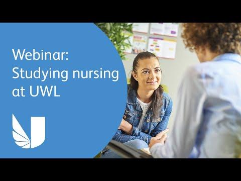 Webinar: Studying Nursing at the University of West London