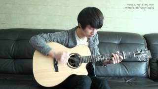 (Owl City) Fireflies - Sungha Jung