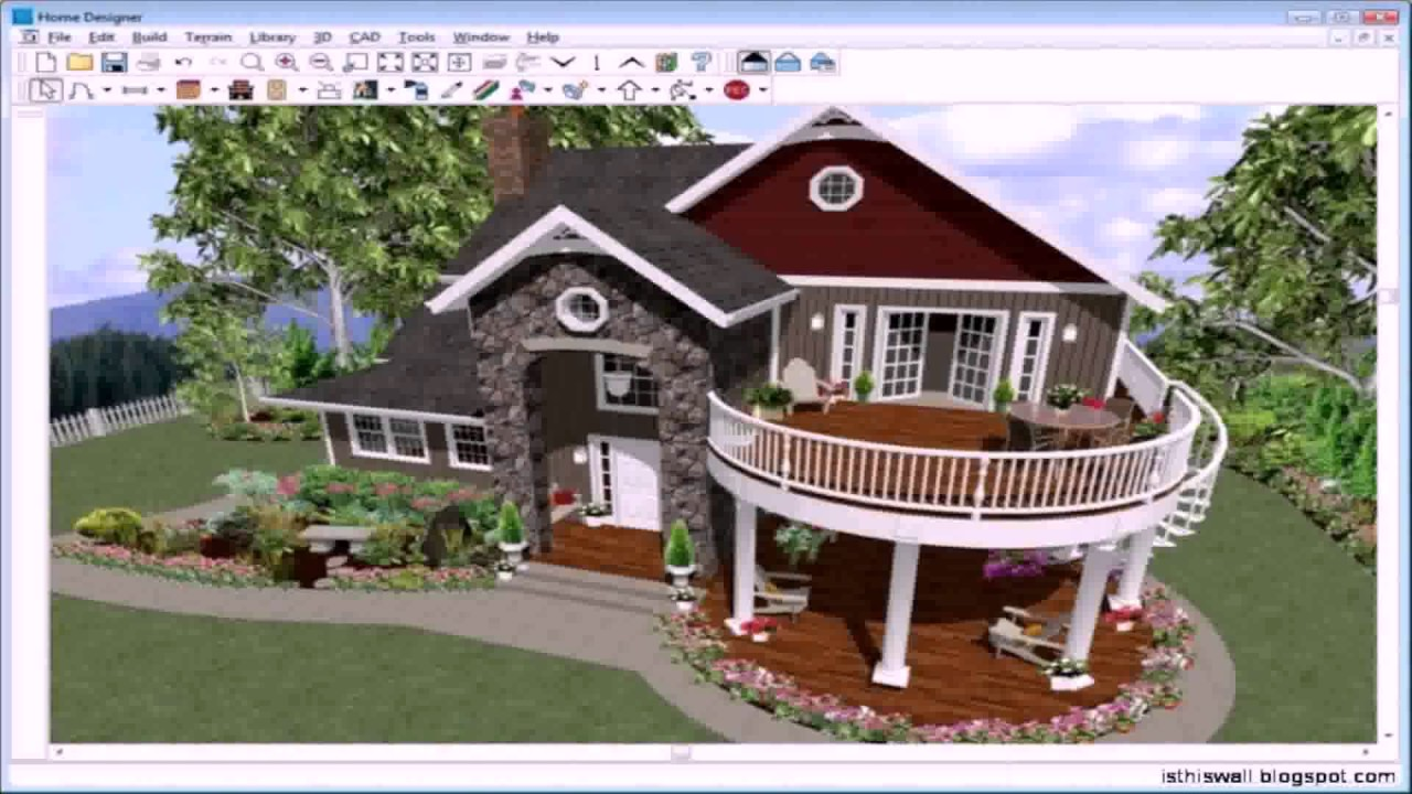 3d House Design Software Free Download For Mac