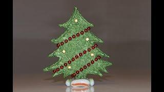 DIY Weihnachtliche Dekoration,Tannenbaum,leicht und schnell selber machen / DIY Fir Tree