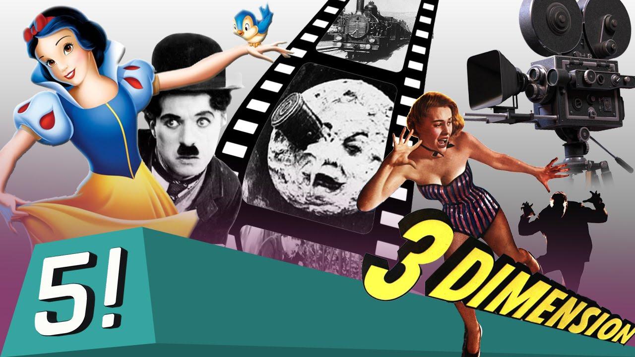 Erste Filme