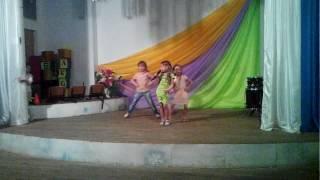 Странные танцы