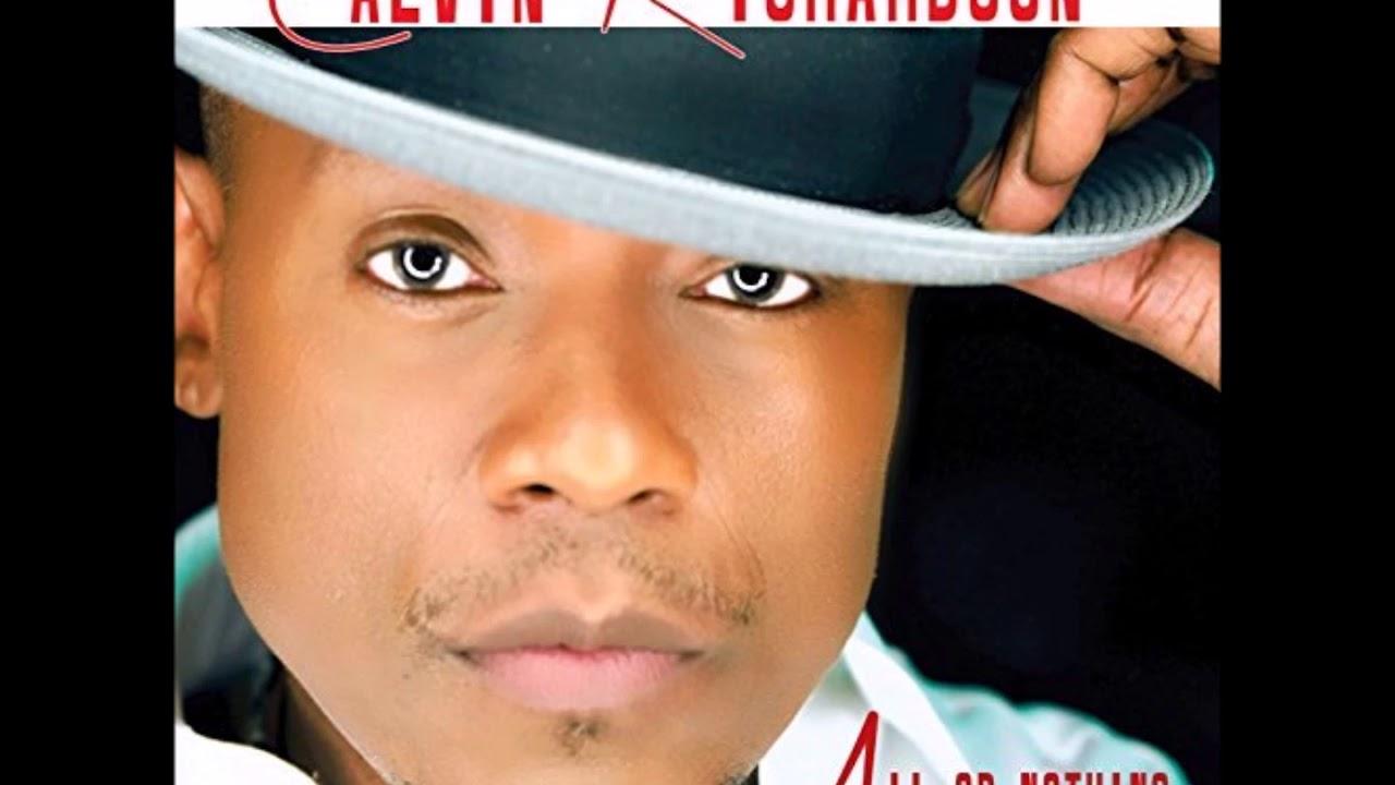 Calvin Richardson Cant Let Go Acoustic Version Youtube