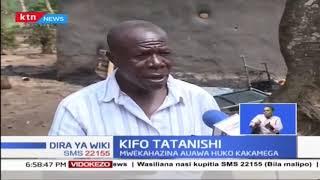 Kifo Tatanishi: Mwekahazina auwawa huko Kakamega