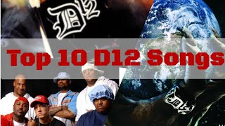 TOP 10 D12 Songs