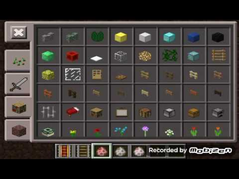Minecraft recorded by mobizen thumbnail